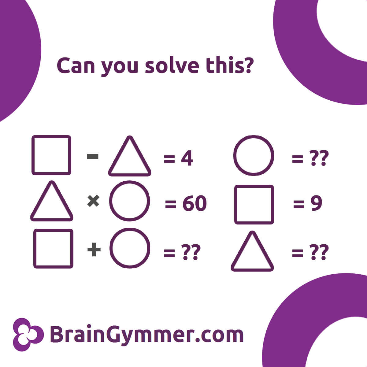 Solutions-of-our-puzzles-on-facebook