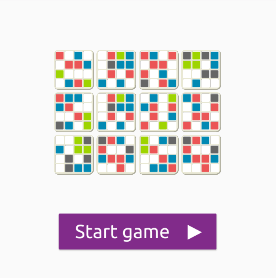 Improve your pattern recognition with this Brain Game.